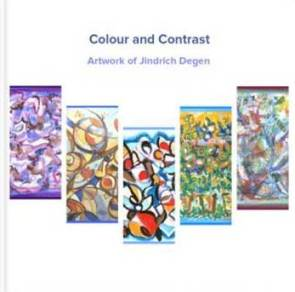 Colour and Contrast - Artwork of Jindrich Degen, deluxe edition