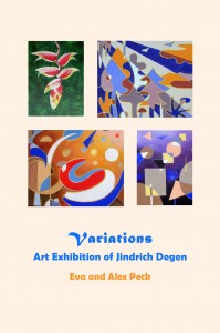 Variations - Exhibition of J. Degen
